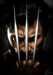 X-Men Origins: Wolverine by hohenheim54