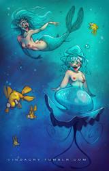 Mermaid Life by Cindacry
