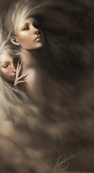 .: Silently :. by Charlie-Bowater