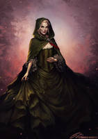 2DArtist Character Tutorial by Charlie-Bowater