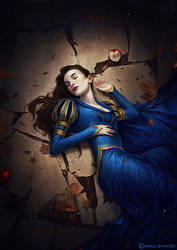 Snow White by Charlie-Bowater