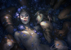 Dream Eater by Charlie-Bowater