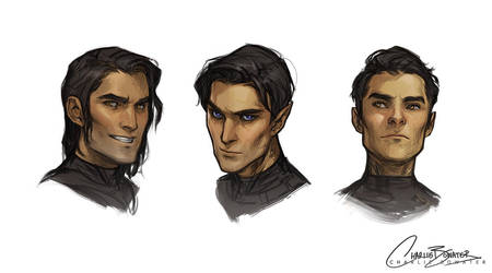 The Illyrians by Charlie-Bowater