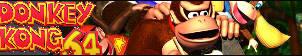 Donkey Kong 64 Fan Button by JeshuaTheKnight