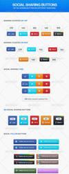 Social Sharing Buttons by KL-Webmedia