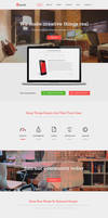 Equaly - Mutlipurpose PSD Template by KL-Webmedia