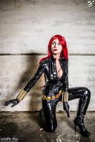 Black Widow cosplay by adami-langley