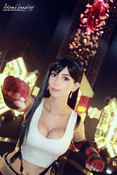 Tifa Lockhart cosplay by adami-langley