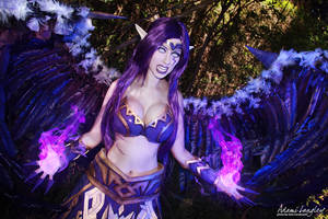 Morgana cosplay by adami-langley