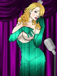 Rosalina Rabbit by EstroGenesis