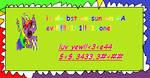 amazin stamp fo woop17 by ekoysss