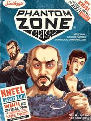 Phantom Zone Crisp by RobbVision