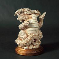 Storyteller Dragon by RobbVision