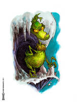 The Grinch by RobbVision