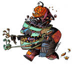 Corpse Controller by RobbVision