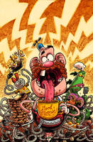 Uncle Grandpa Issue #6 by RobbVision