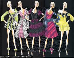 Fashion Design Project 2 by VonReiter