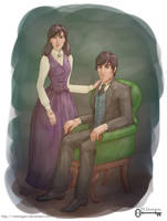 The Infernal Devices: Herondales, circa 1880 by mseregon