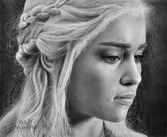 Daenerys Targaryen / Khaleesi by Mahbopoli