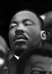 Martin Luther King Jr. by Mahbopoli