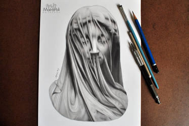 A Virgem Velada by Mahbopoli