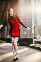 Star Trek Dress by TheLadyNerd2