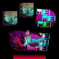 ME!ME!ME! by SakuraDz