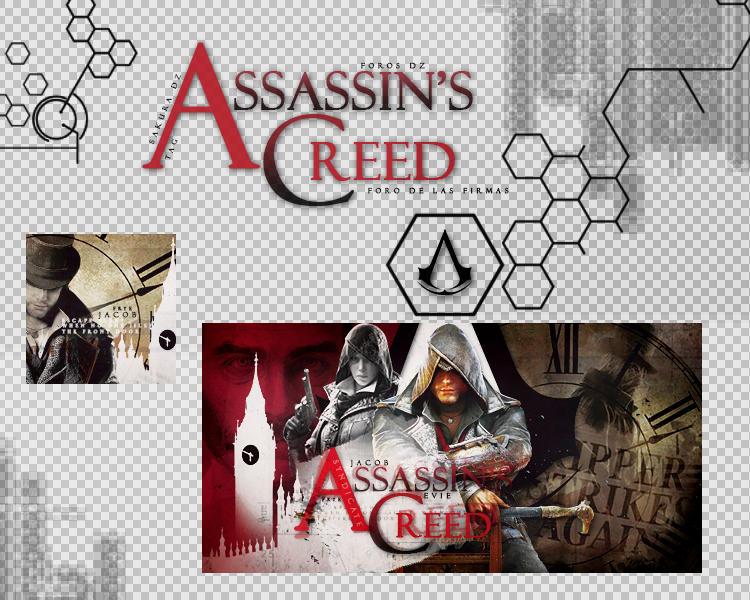 Assassin's Creed T A G by SakuraDz