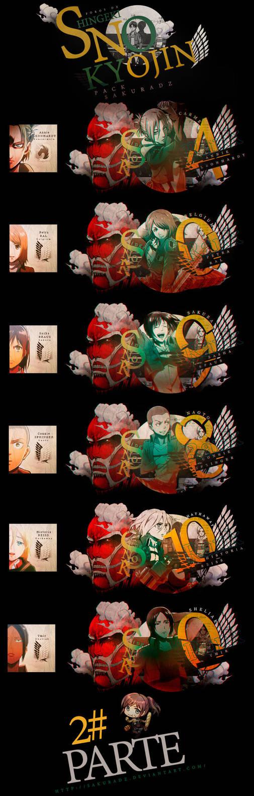 SnK Part 2 by SakuraDz
