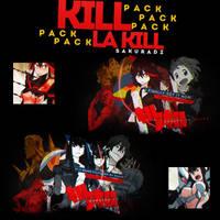 Kill la Kill by SakuraDz