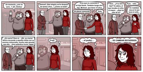 TransLucid - 23 [Spanish] by TransLucidComic