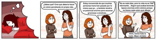 TransLucid - 28 [Spanish] by TransLucidComic