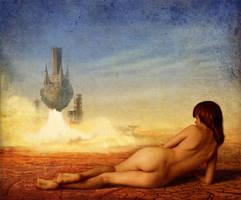 failed dream by ANTONINA-art