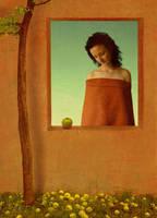 the gift by ANTONINA-art