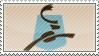 Caribou Coffee Stamp by gracelessnight