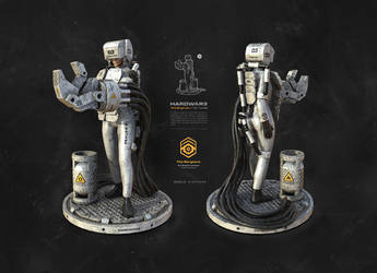 The Engineer - Hardware3 by moth3R