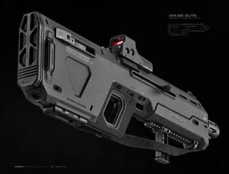 IAR-52 w/o bipod by moth3R