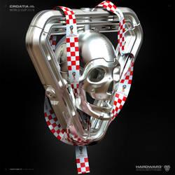 HW3 - Silver cybernetic medal by moth3R