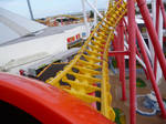 Millennium Roller Coaster by Candyfloss-Unicorn