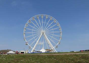 Skegness Ferris Wheel by Candyfloss-Unicorn