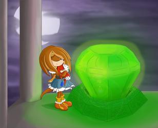 Master Emerald by Candyfloss-Unicorn