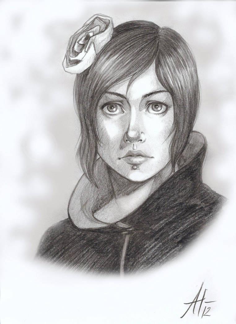realism Konan by Torako-chan