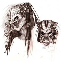 Predator by Torako-chan