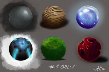 Balls by Torako-chan
