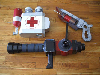 Medic Set by SkyeBD