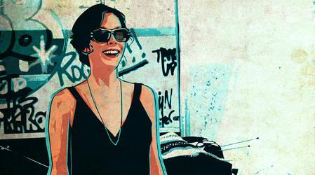 Nancy Botwin by mixmasterangel