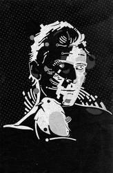 Roy Batty by mixmasterangel