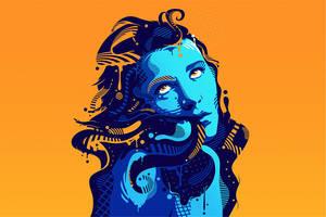 Dissolved Girl by mixmasterangel