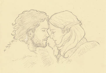GoT You're a Proper Lover Jon Snow by Segomichoco
