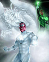 blackest night colored by vic55b